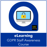 GDPR Staff Awareness E-learning Course - 50 licences