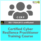 Certified Cyber Resilience Practitioner Training Course