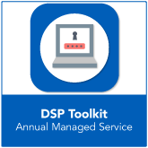 DSP Toolkit Annual Managed service