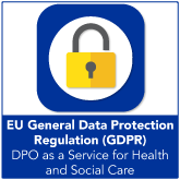 Data protection officer (DPO) as a service for health and social care