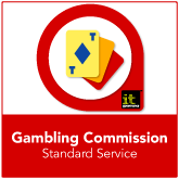 Gambling Commission Security Audit – Standard Service