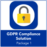 GDPR compliance solution - package 1
