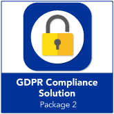 GDPR Compliance Solution – Package 2