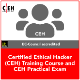 Certified Ethical Hacker (CEH) Training Course and CEH Practical Exam