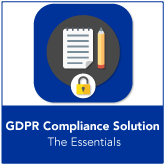 GDPR Compliance Solution – The Essentials