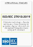 ISO/IEC 27018 2019 Standard