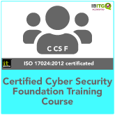 Certified Cyber Security Foundation Training Course