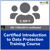 Certified Introduction to Data Protection Training Course
