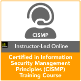 CISMP Live Online Training Course