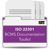 ISO 22301 BCMS Toolkit