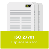 ISO 27701 Gap Analysis Tool