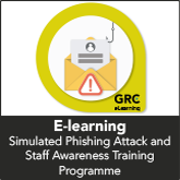 Simulated Phishing Attack and Staff Awareness Training Programme