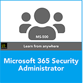 Microsoft 365 Security Administrator Training Course