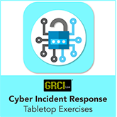 Cyber incident response management (CIRM) training course