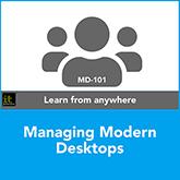 Managing Modern Desktops MD-101 Training Course
