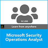 Microsoft Security Operations Analyst SC-200 Training Course