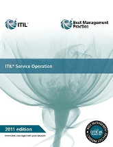 ITIL 2011 Service Operation (1 Year Online Subscription)