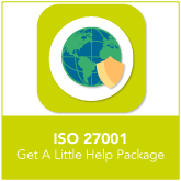 ISO 27001 Certification - Get A Little Help Package