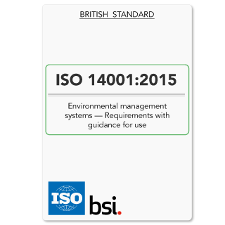 ISO14001 (ISO 14001) EMS Requirements (Hardcopy)