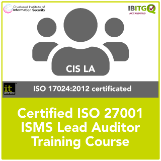 ISO 27001 Lead Auditor Training Course