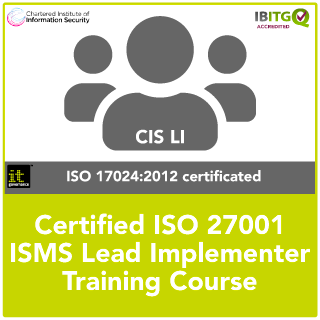 ISO 27001 Lead Implementer Training Course