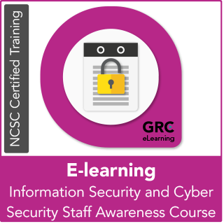 Information Security E-learning Staff Awareness Course