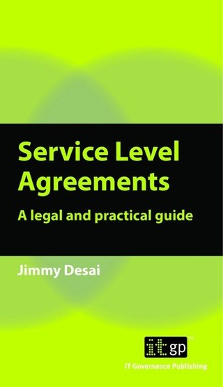 Service Level Agreements A Legal And Practical Guide