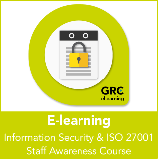 ISO 27001 E-learning Staff Awareness Course