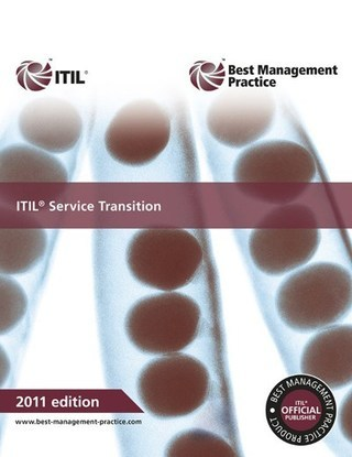 ITIL 2011 Service Transition - (1 Year Licence Period) Multiuser Licence