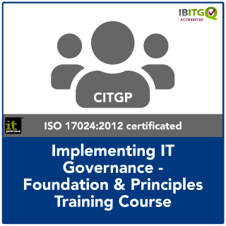 Implementing IT Governance: Foundation & Principles Training Course