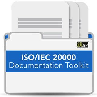 ISO 20000 Documentation Toolkit