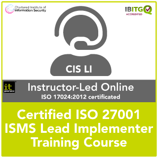 ISO 27001 Certified ISMS Lead Implementer Online Training Course