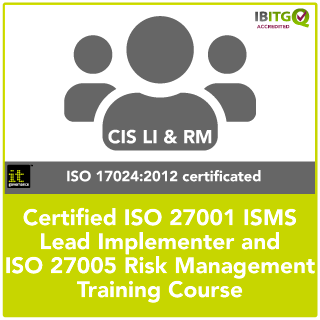 ISO 27001 and ISO 27005 Information Security Training Package