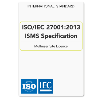 Multiuser Site Licence ISO/IEC 27001 2013 ISMS Specification