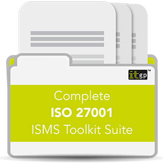 ISO 27001 - the complete suite toolkit