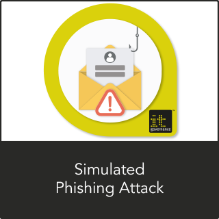Simulated Phishing Attack