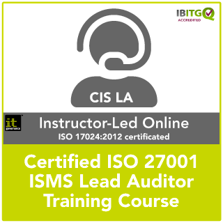 ISO 27001 Certified Lead Auditor Online Training Course