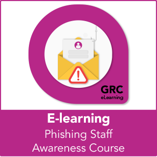 Phishing Staff Awareness e-learning course