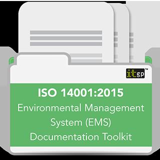 ISO 14001:2015 EMS Documentation Toolkit
