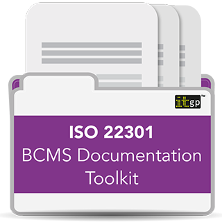 ISO 22301 BCMS Documentation Toolkit
