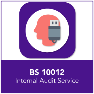 BS 10012 Internal Audit Service