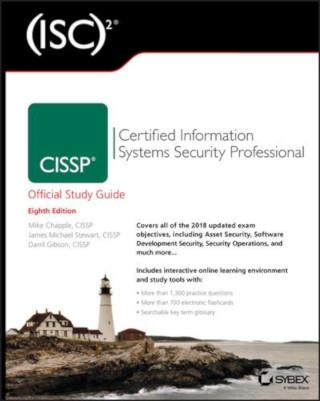 Official CISSP Study Guide