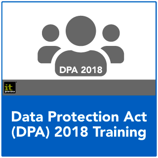 Data Protection Act 2018 Training Course