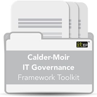 IT Governance Framework Toolkit