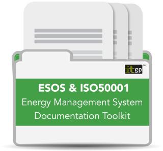 ISO 50001 & ESOS toolkit