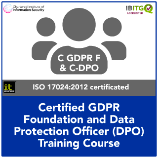 GDPR Foundation and DPO Masterclass Training Course