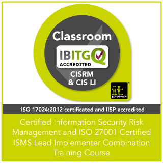 Certified Information Security Risk Management and ISO 27001 ISMS Lead Implementer Training Course