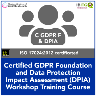 GDPR Foundation and DPIA Workshop Training Course