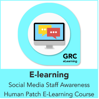 Social media e-learning course