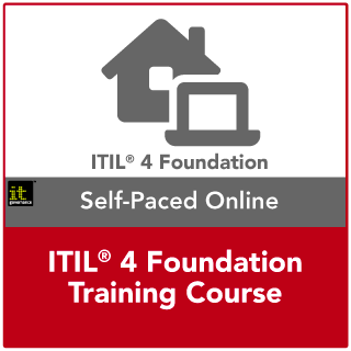 ITIL® 4 Foundation Self-Paced Online Course